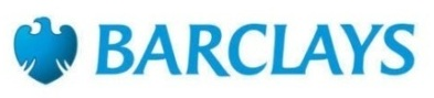 This is the Barclays business logo.