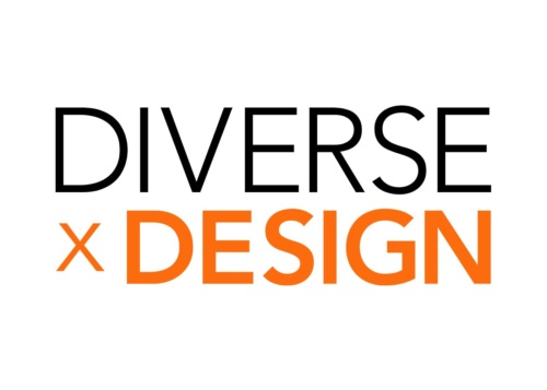 Diverse by Design Logo for Event Page Headers